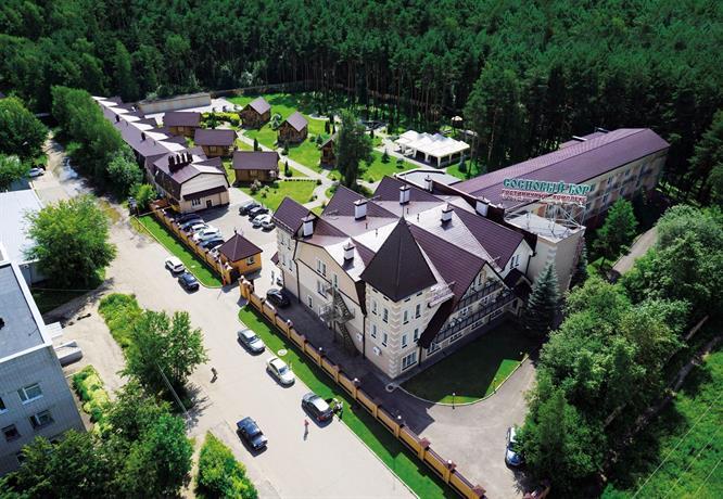 Гостиничный комплекс Сосновый Бор