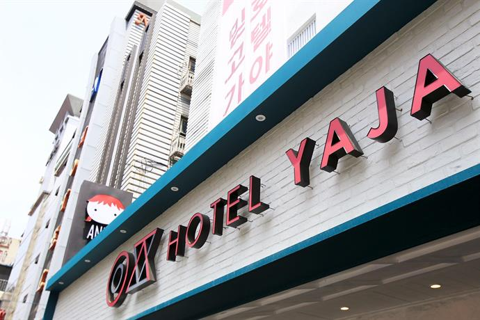 Hotel Yaja Incheon Juan - dream vacation