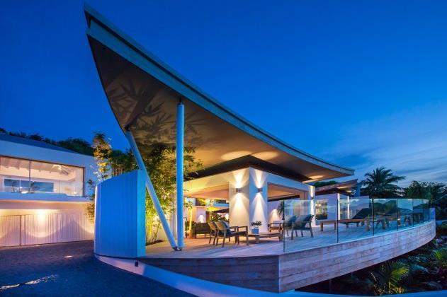 Wings Villa Gustavia - dream vacation