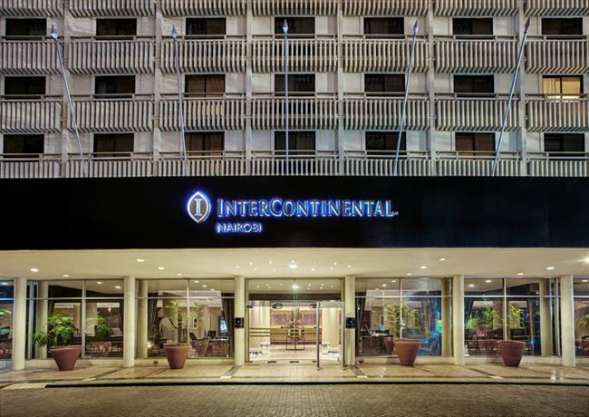 InterContinental Nairobi - dream vacation