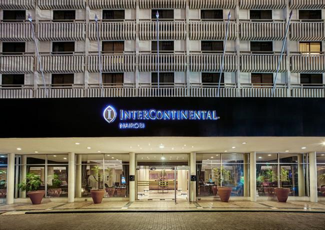 InterContinental Nairobi - dream vacation