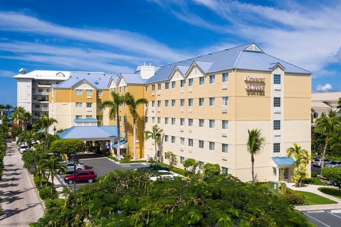 Comfort Suites Seven Mile Beach and Resort - dream vacation