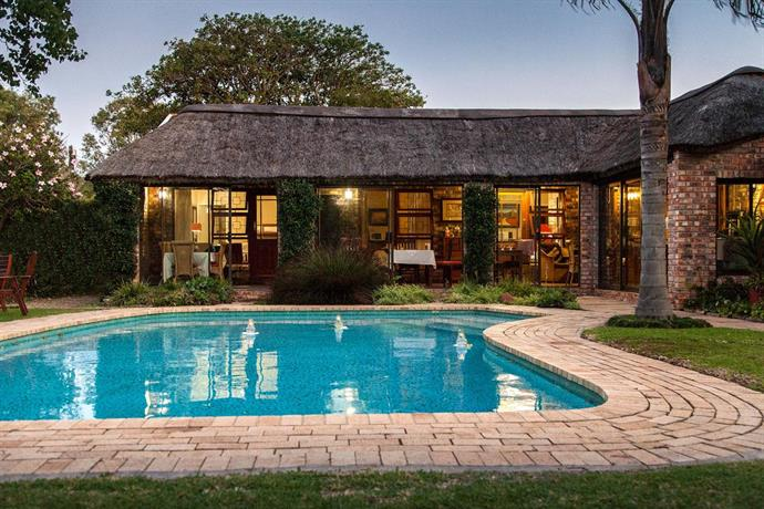 Amani Guest Lodge - dream vacation