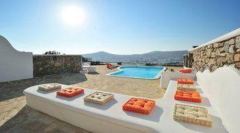 Villa Thalia Psarou - dream vacation
