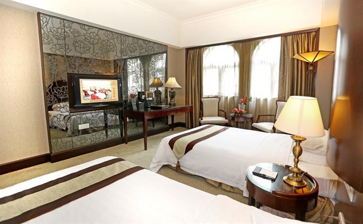 Grand Palace Hotel Guangzhou - dream vacation