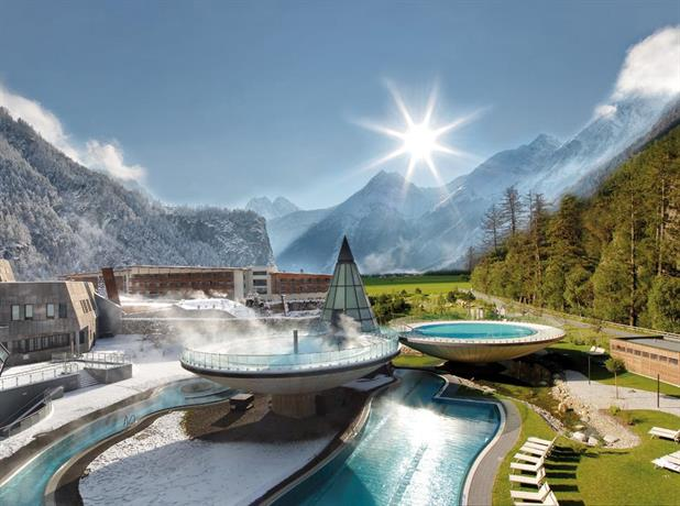 Aqua Dome 4 Sterne Superior Hotel & Tirol Therme Langenfeld - dream vacation