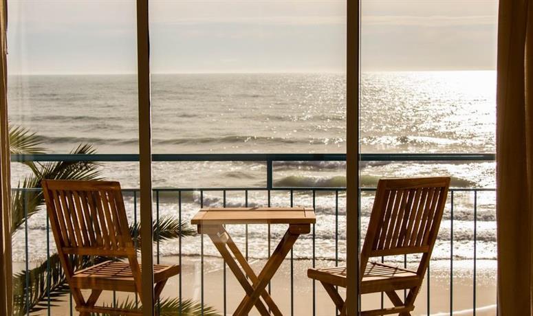 InSitges Sant Sebastia\'s Beach - dream vacation