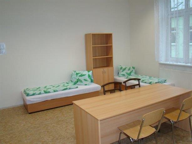 Ubytovna Nerudova 23