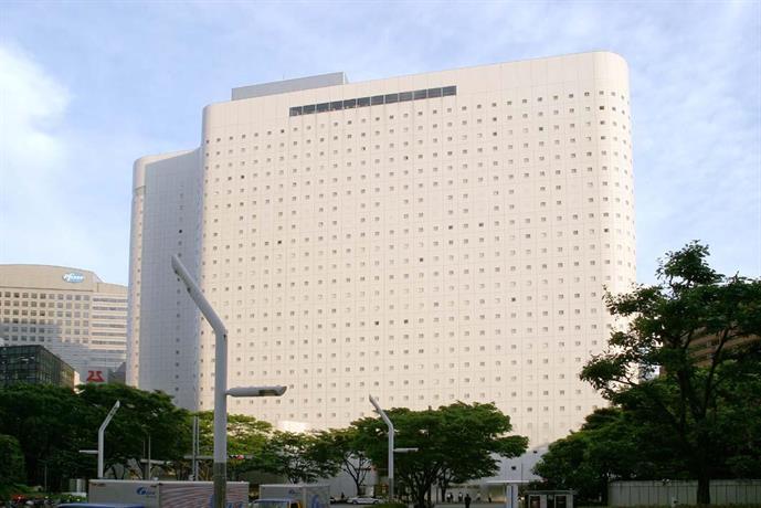 Shinjuku Washington Hotel Tokyo Main