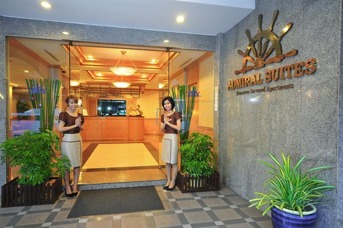 Admiral Suites Bangkok by Compass Hospitality - dream vacation