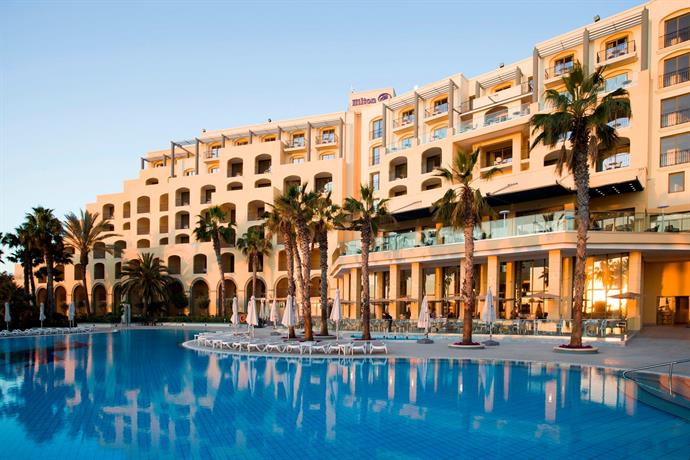 Hilton Hotel Malta St Julians - dream vacation