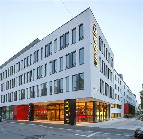 Angelo By Vienna House Munich Westpark - dream vacation