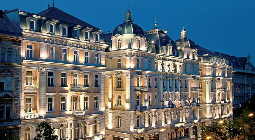 Corinthia Hotel Budapest - dream vacation