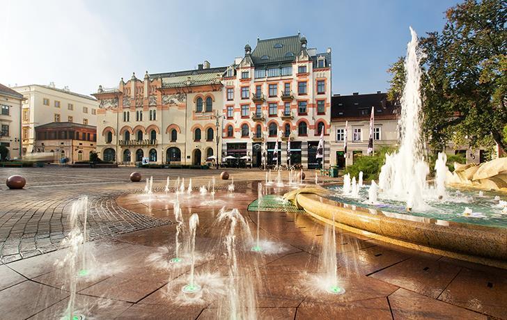 Antique Apartments Plac Szczepanski - dream vacation