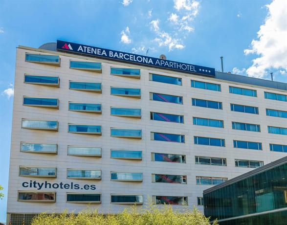 Aparthotel Atenea - dream vacation