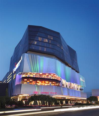 Crowne Plaza Semarang - dream vacation
