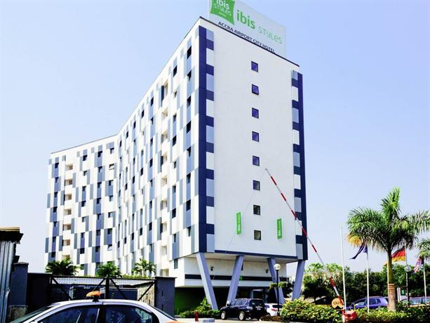 Ibis Styles Accra Airport - dream vacation