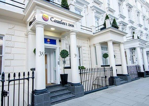 Comfort Inn London - Westminster - dream vacation