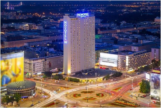 Novotel Warszawa Centrum - dream vacation