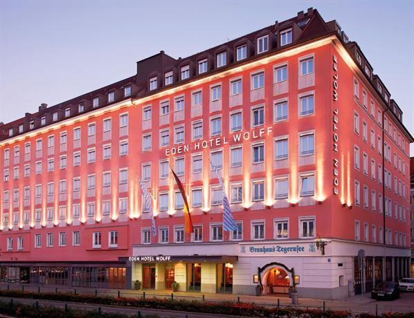 Eden Hotel Wolff - dream vacation