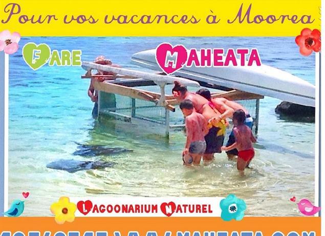Fare Maheata - dream vacation