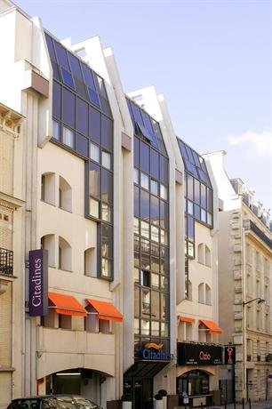 Citadines Trocadero Paris - dream vacation