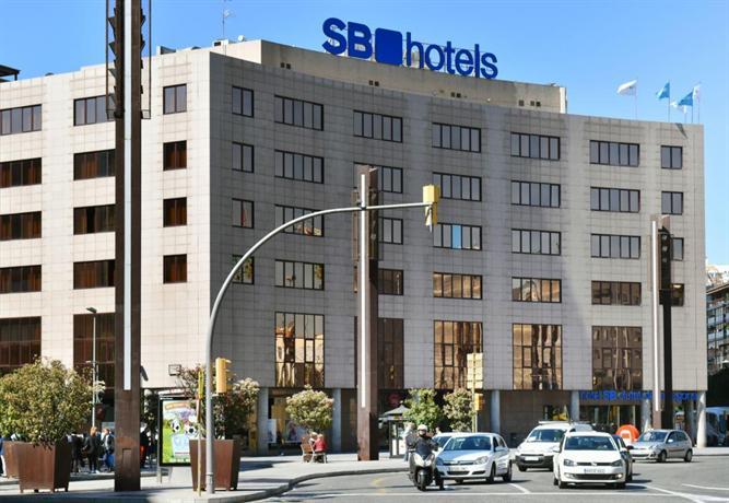 Hotel SB Ciutat De Tarragona - dream vacation