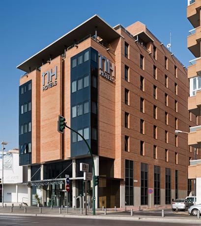 NH Hotel Ciudad de Almeria - dream vacation