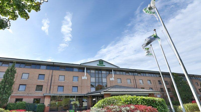 Holiday Inn Nottingham - dream vacation