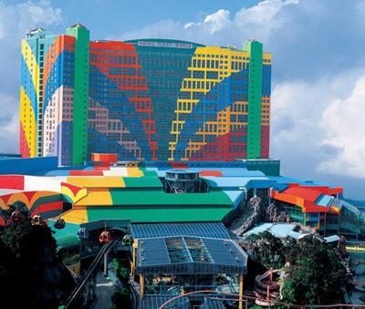 Resorts World Genting - First World Hotel - dream vacation