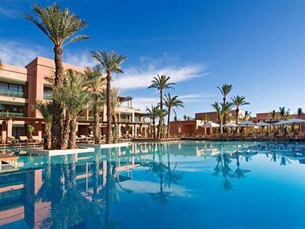 Hotel Du Golf Marrakech - dream vacation