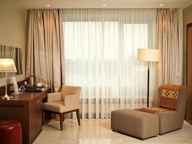 Radisson Blu Anchorage Hotel Lagos - dream vacation
