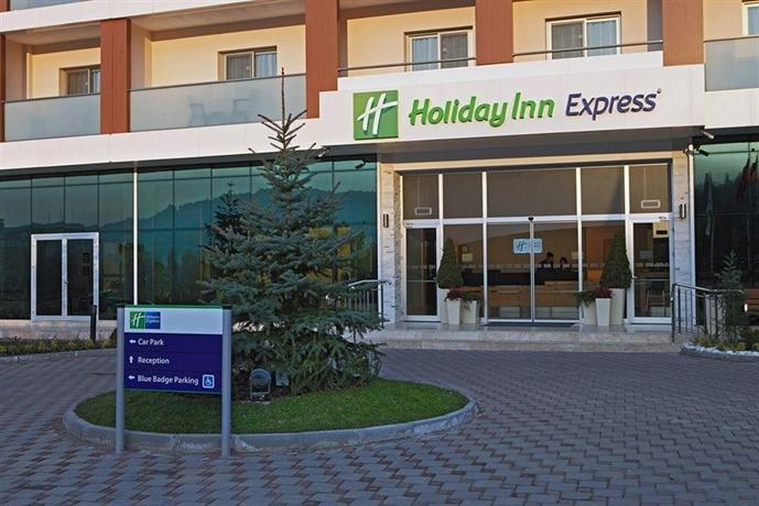 Holiday Inn Express Manisa-West - dream vacation