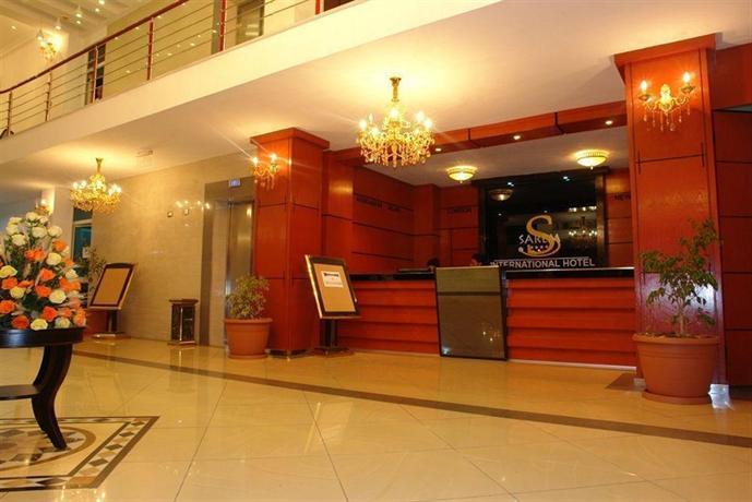 Sarem International Hotel - dream vacation