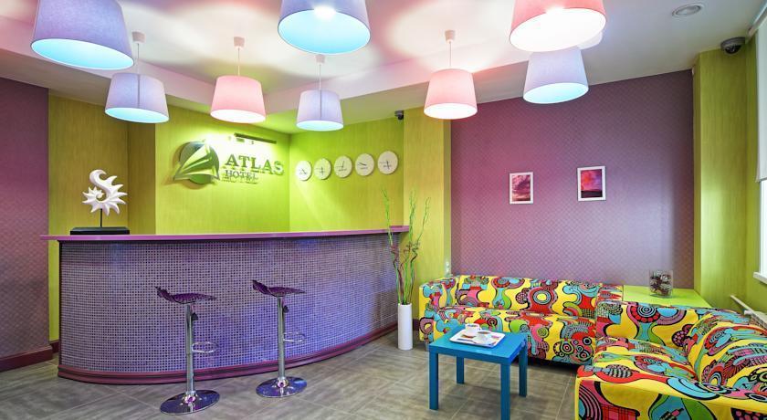 Atlas Hotel Irkutsk - dream vacation