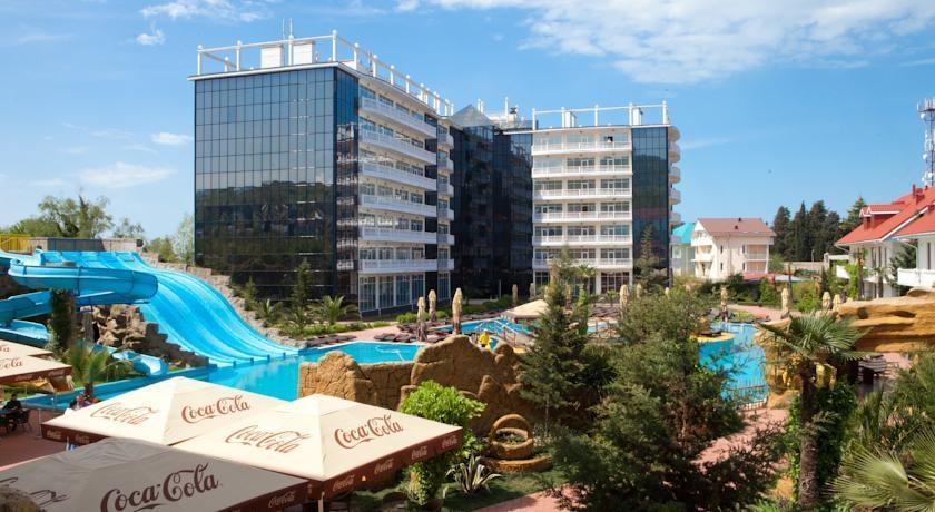 Курортный отель Прометей Клуб