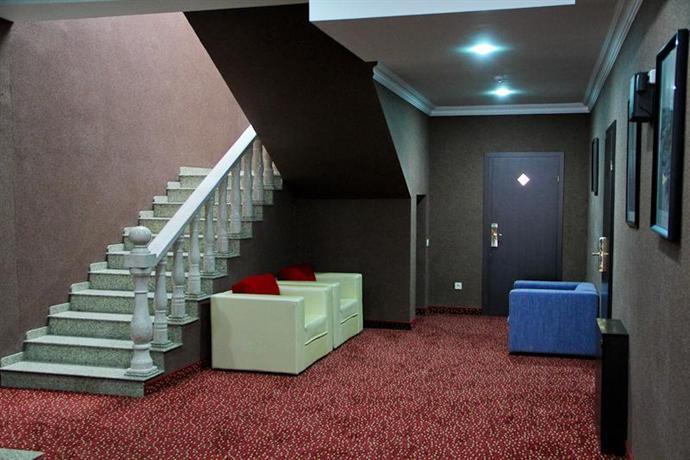 Отель Sapar Standart