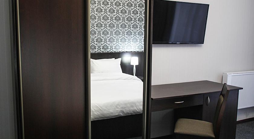 Shelter Hotel Kiev