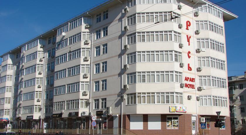 Апарт-отель Русь