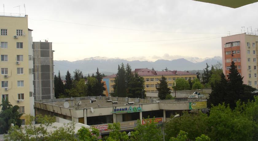 Отель Василеос