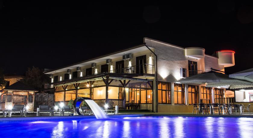 Grand Paradise Hotel Dzhubga