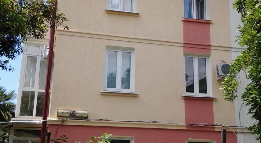 Апартаменты Кубанская
