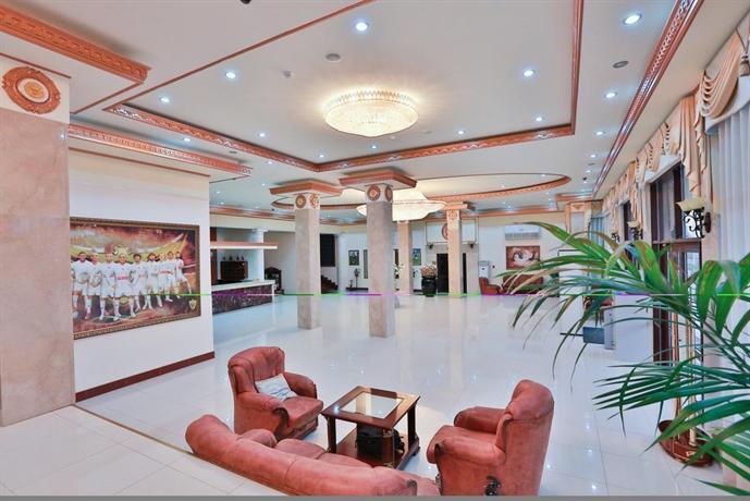 Отель Абу Даги