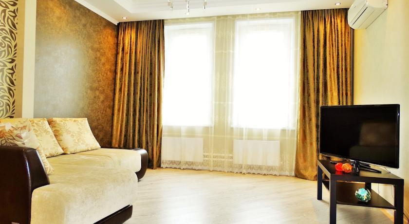 Апартаменты Inndays Elektromontazhni Travel