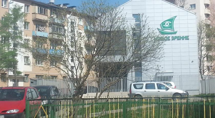 Apartment on Ploshad Pobedy