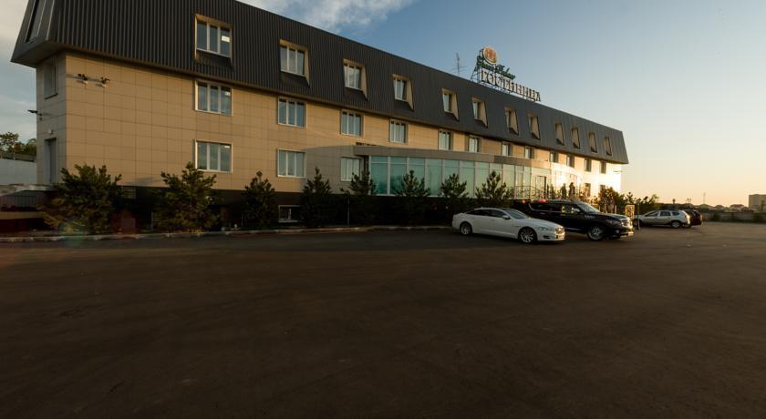 Гостиница Green Palace