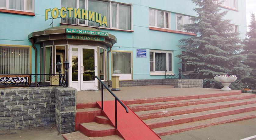 Хостел Царицынский