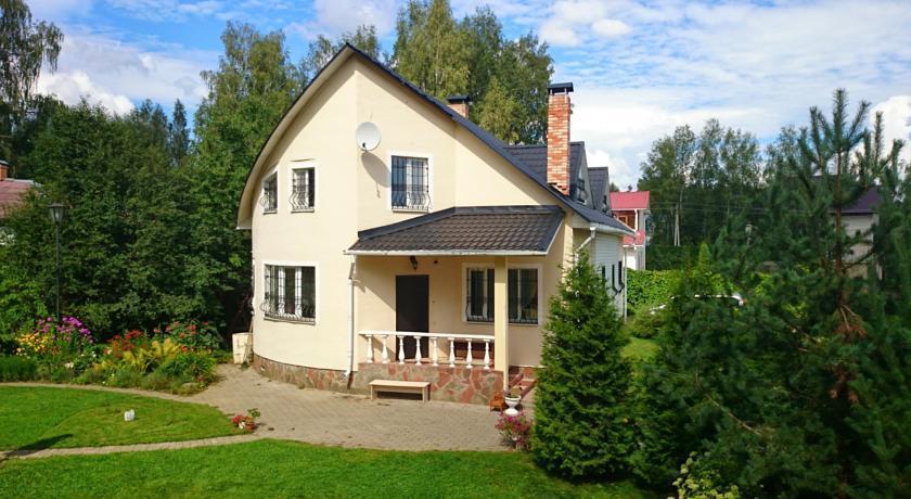 Villa v Vvedenie - dream vacation