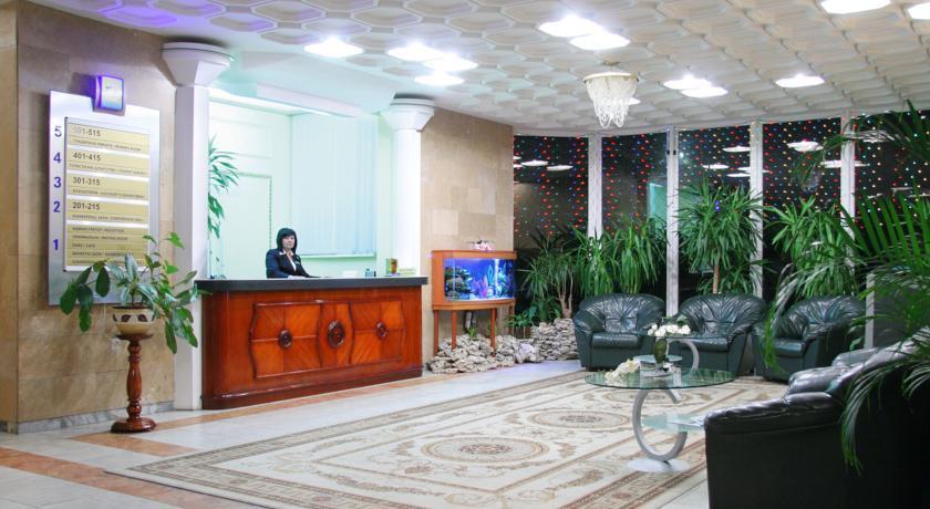 Hotel Prydesnyansky - dream vacation