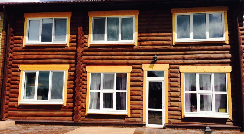 Cottage on Zelenougurskoy